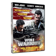 Produktbilde for Wolf Warrior (UK-import) (DVD)