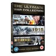 Ultimate War Collection (UK-import) (DVD)