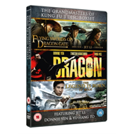 Produktbilde for The Grandmasters Of Kung Fu (UK-import) (DVD)