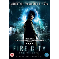 Produktbilde for Fire City: End Of Days (UK-import) (DVD)