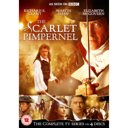 The Scarlet Pimpernel: The Complete Series (UK-import) (DVD)