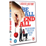 Produktbilde for The Be All And End All (UK-import) (DVD)