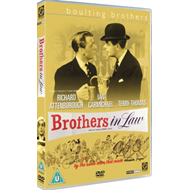 Produktbilde for Brothers In Law (UK-import) (DVD)