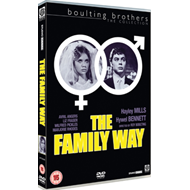Produktbilde for The Family Way (UK-import) (DVD)