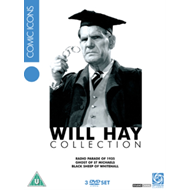 Comic Icons: Will Hay Collection (UK-import) (DVD)