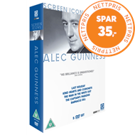 Screen Icons: Alec Guinness (UK-import) (DVD)