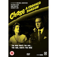Produktbilde for Chase A Crooked Shadow (UK-import) (DVD)