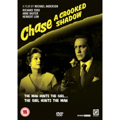 Chase A Crooked Shadow (UK-import) (DVD)
