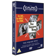 Square Ring (UK-import) (DVD)