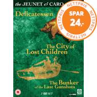 Delicatessen/The City Of Lost Children/The Bunker Of The Last... (UK-import) (DVD)