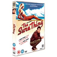 Produktbilde for The Sure Thing (UK-import) (DVD)