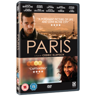 Paris (UK-import) (DVD)