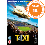 Taxi 4 (UK-import) (DVD)