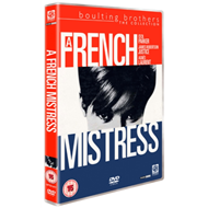 Produktbilde for A French Mistress (UK-import) (DVD)