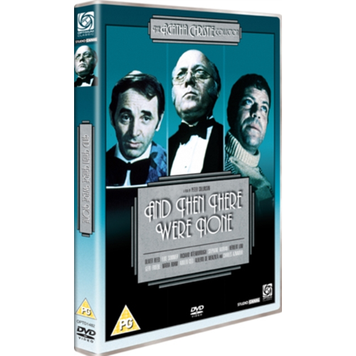 And Then There Were None (UK-import) (DVD)