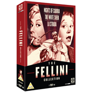 Produktbilde for The Fellini Collection (UK-import) (DVD)