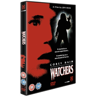 Produktbilde for Watchers (UK-import) (DVD)