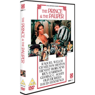 Produktbilde for The Prince And The Pauper (UK-import) (DVD)