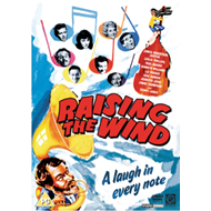 Raising The Wind (UK-import) (DVD)