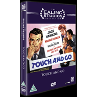 Touch And Go (UK-import) (DVD)
