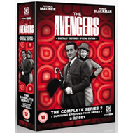 Avengers: The Complete Series 2 And Surviving Episodes... (UK-import) (DVD)