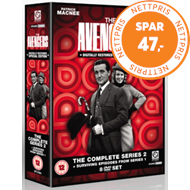 The Avengers: The Complete Series 2 And Surviving Episodes... (UK-import) (DVD)
