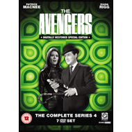 Avengers: The Complete Series 4 (UK-import) (DVD)