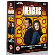 Avengers: The Complete Series 5 (UK-import) (DVD)