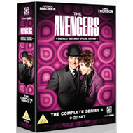 Avengers: The Complete Series 6 (UK-import) (DVD)