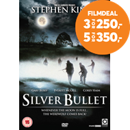 Produktbilde for Silver Bullet (UK-import) (DVD)