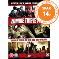 Produktbilde for Zombie Collection (UK-import) (DVD)