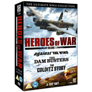 Heroes Of War Collection: Volume 1 (UK-import) (DVD)