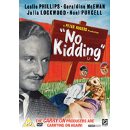 No Kidding (UK-import) (DVD)
