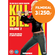 Produktbilde for Kill Bill: Volume 2 (UK-import) (DVD)