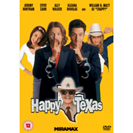 Produktbilde for Happy Texas (UK-import) (DVD)