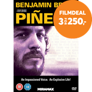 Produktbilde for Pinero (UK-import) (DVD)
