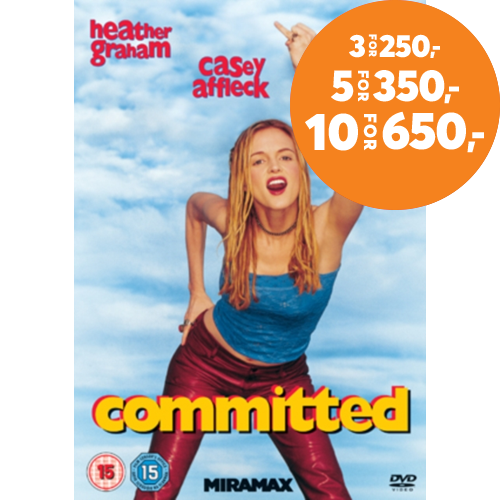 Committed (UK-import) (DVD)