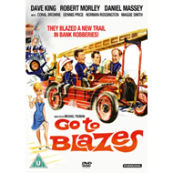Produktbilde for Go To Blazes (UK-import) (DVD)
