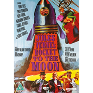 Produktbilde for Jules Verne's Rocket To The Moon (UK-import) (DVD)