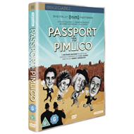 Passport To Pimlico (UK-import) (DVD)