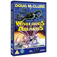 Produktbilde for Warlords Of Atlantis (UK-import) (DVD)