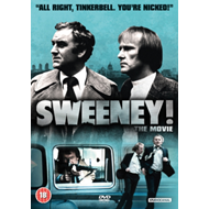 Sweeney! - The Movie (UK-import) (DVD)