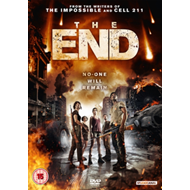 Produktbilde for The End (UK-import) (DVD)