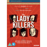 Ladykillers (UK-import) (DVD)