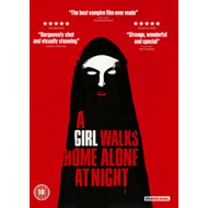 Girl Walks Home Alone At Night (UK-import) (DVD)