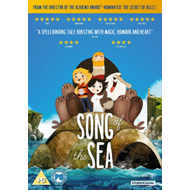 Song Of The Sea (UK-import) (DVD)