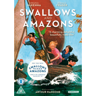 Produktbilde for Swallows And Amazons (UK-import) (DVD)