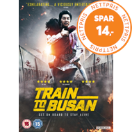 Produktbilde for Train To Busan (UK-import) (DVD)