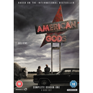 American Gods: Complete Season One (UK-import) (DVD)