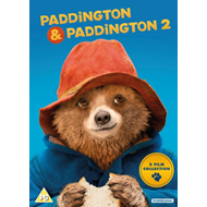 Produktbilde for Paddington/Paddington 2 (UK-import) (DVD)